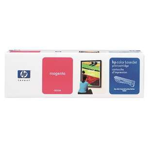 Original Hewlett Packard (HP) C8553A (822A) toner cartridge - magenta