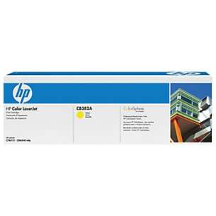 Original Hewlett Packard (HP) CB382A (824A) toner cartridge - yellow