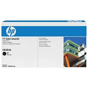 Original Hewlett Packard (HP) CB384A (824A) toner drum - black cartridge