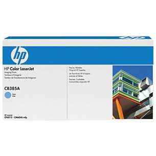 Original Hewlett Packard (HP) CB385A (824A) toner drum - cyan
