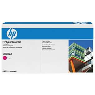Original Hewlett Packard (HP) CB387A (824A) toner drum - magenta