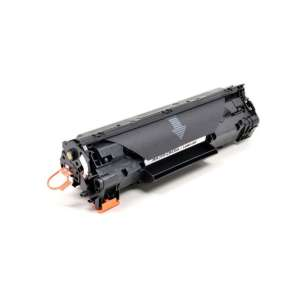 Compatible for HP CB436A (36A) toner cartridge - MICR black