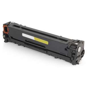 Compatible for HP CB542A (125A) toner cartridge - yellow