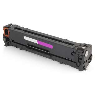 Compatible for HP CB543A (125A) toner cartridge - magenta