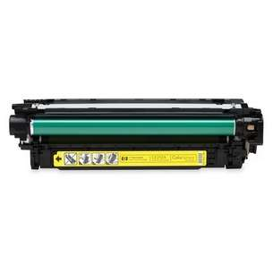 Compatible for HP CE252A (504A) toner cartridge - yellow