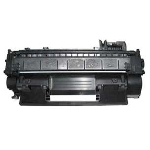 Compatible for HP CE505X (05X) toner cartridge - high capacity black