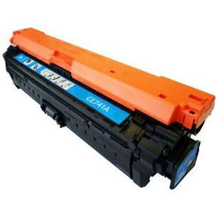 Compatible for HP CE741A (307A) toner cartridge - cyan