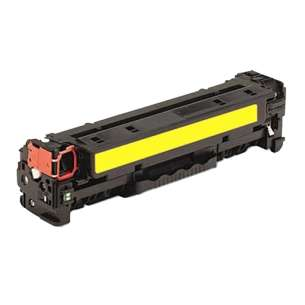 Compatible for HP CF382A (312A) toner cartridge - yellow