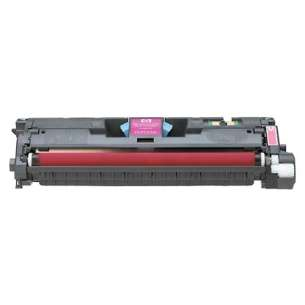 Original Hewlett Packard (HP) Q3973A (123A) toner cartridge - magenta