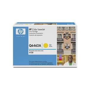 Original Hewlett Packard (HP) Q6462A (644A) toner cartridge - yellow