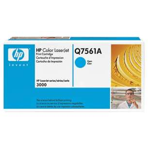 Original Hewlett Packard (HP) Q7561A (314A) toner cartridge - cyan
