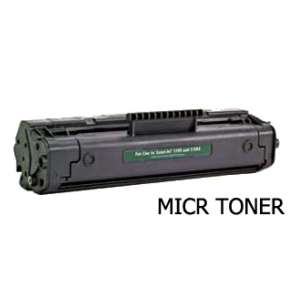 Compatible for HP C4092A (92A) toner cartridge - MICR black