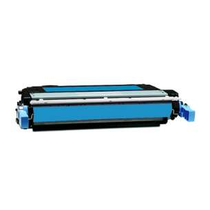 Compatible for HP CB401A (642A) toner cartridge - cyan