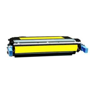 Compatible for HP CB402A (642A) toner cartridge - yellow