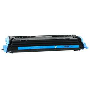 Compatible for HP Q6002A (124A) toner cartridge - yellow