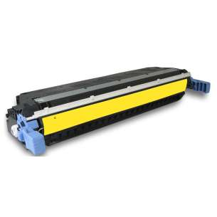 Compatible for HP Q6472A (502A) toner cartridge - yellow