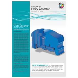 Durafirm cartridge chip resetter for Epson v5.0