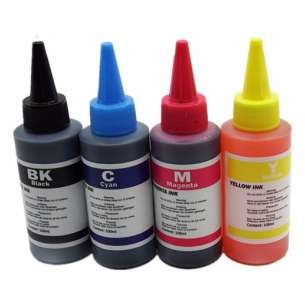 Universal HP Pigment Ink Refill Kit