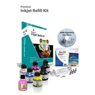 Durafirm Ink Refill Kit for refilling the Kodak #10