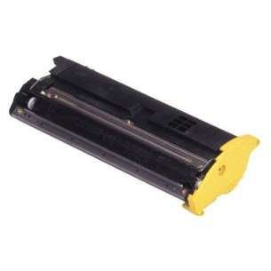 Compatible Konica Minolta 1710471-002 toner cartridge - yellow