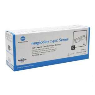 Original Konica Minolta 1710587-004 toner cartridge - high capacity black