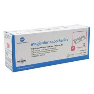 Original Konica Minolta 1710587-006 toner cartridge - high capacity magenta