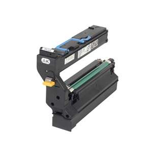 Original Konica Minolta 1710602-001 toner cartridge - black cartridge