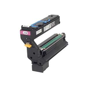 Original Konica Minolta 1710602-007 toner cartridge - high capacity magenta