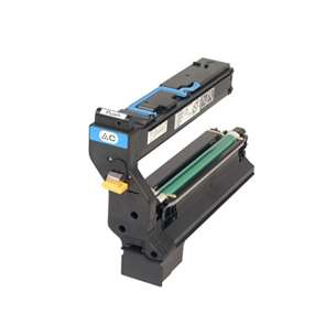Original Konica Minolta 1710602-008 toner cartridge - high capacity cyan