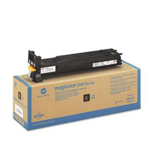 Original Konica Minolta A06V133 toner cartridge - high capacity black