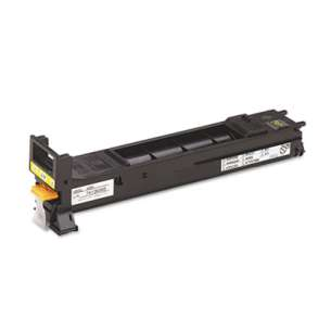 Original Konica Minolta A06V232 toner cartridge - yellow