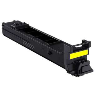 Compatible Konica Minolta A0DK233 toner cartridge - yellow