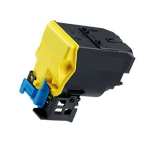 Compatible Konica Minolta TNP22Y (A0X5232) toner cartridge - yellow