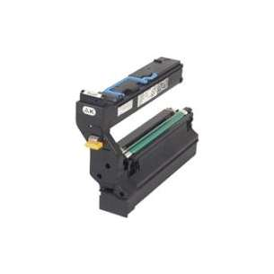 Original Konica Minolta 1710580-001 toner cartridge - black cartridge