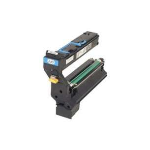 Original Konica Minolta 1710580-004 toner cartridge - cyan