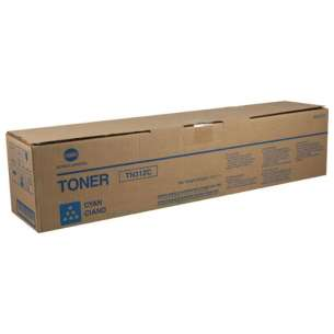 Original Konica Minolta 8938-704 (TN312C) toner cartridge - cyan