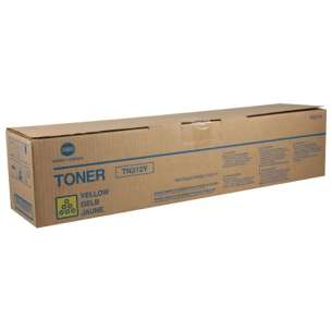 Original Konica Minolta 8938-702 (TN312Y) toner cartridge - yellow