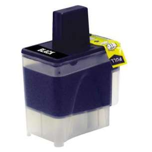 Compatible ink cartridge to replace Brother LC41Bk - black cartridge