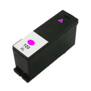 Compatible Lexmark 14N1094 (#100XL ink) inkjet cartridge - high capacity magenta