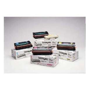 Original Lexmark 10E0041 toner cartridge - magenta
