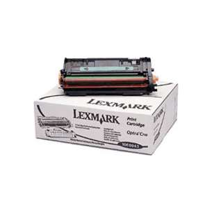 Original Lexmark 10E0043 toner cartridge - black cartridge