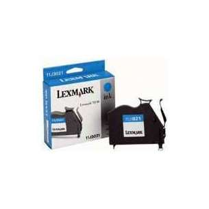 Original Lexmark 11J3021 inkjet cartridge - cyan