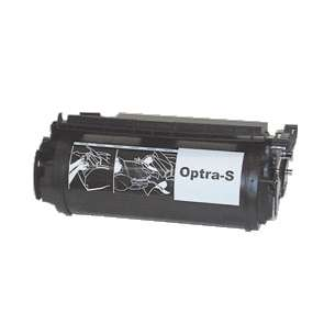 Original Lexmark 1382625 toner cartridge - high capacity black