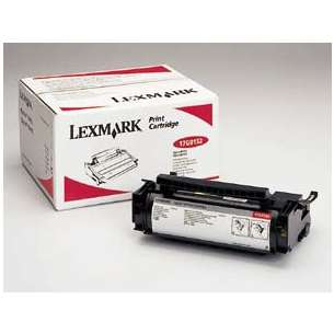 Original Lexmark 17G0152 toner cartridge - black cartridge