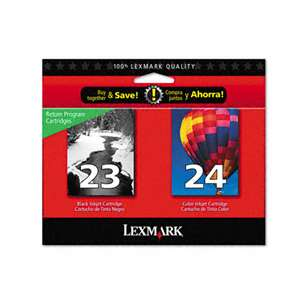 Original Lexmark 18C1571 (#23/24) Multipack - 2 pack