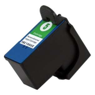 Remanufactured Lexmark 18C1960 (#5 ink) inkjet cartridge - color cartridge