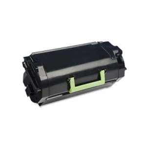 Remanufactured Lexmark 60F1H00 (601H) toner cartridge - high capacity