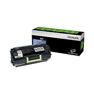 Original Lexmark 62D1000 toner cartridge - black cartridge