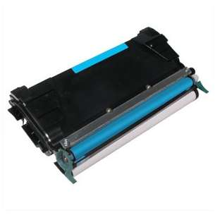 Remanufactured Lexmark C5222CS toner cartridge - cyan