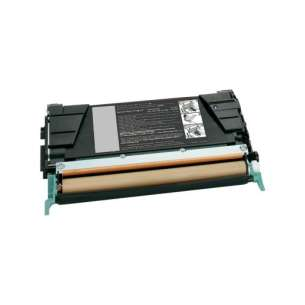 Remanufactured Lexmark C734A2KG toner cartridge - black cartridge